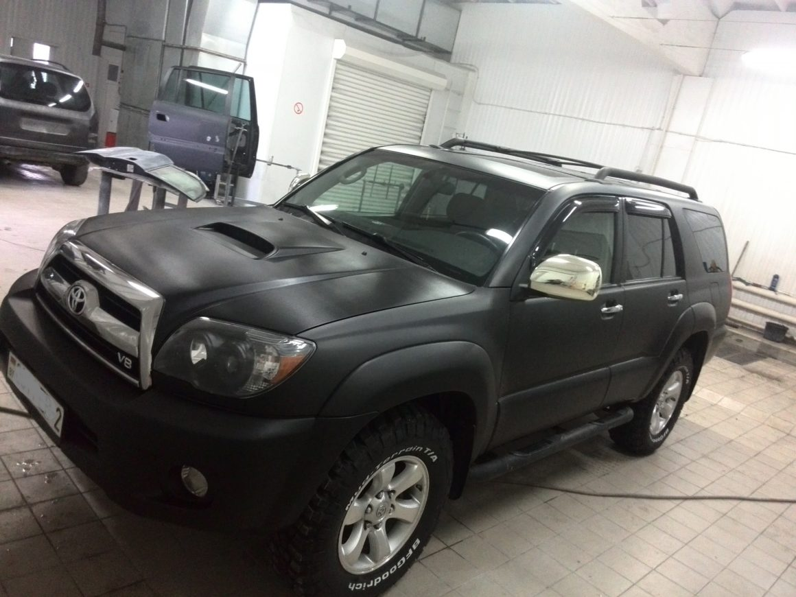 Toyota Foraner